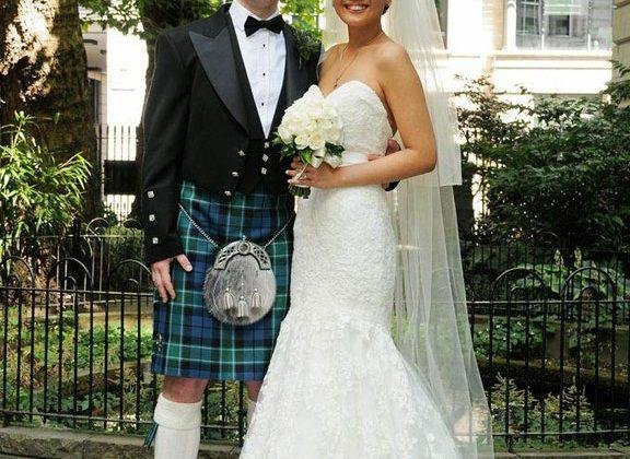 Gavin & Phoebe's Wedding