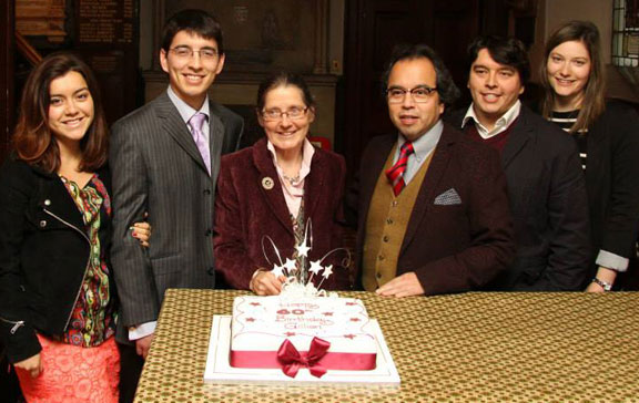 A Special Birthday