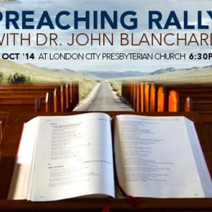 20s & 30s Preaching Rally