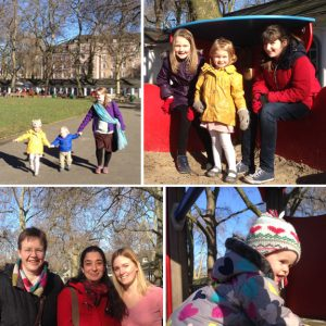 Coram's Fields Outing