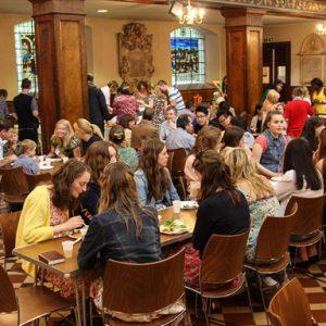 FCYC, Food & Farewell