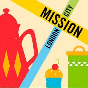 London City Mission Coffee Evening