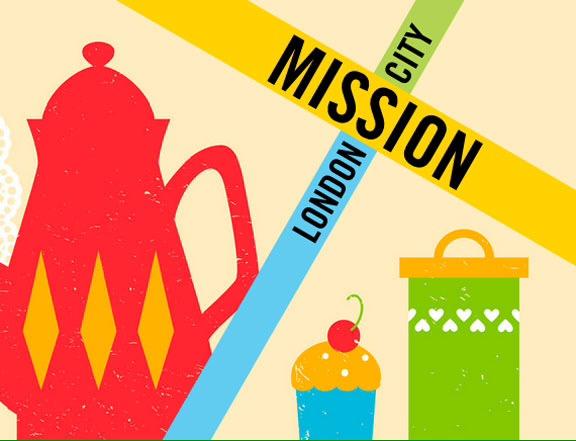 London City Mission Coffee Evening