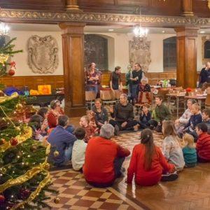Christmas 2016 at LCPC