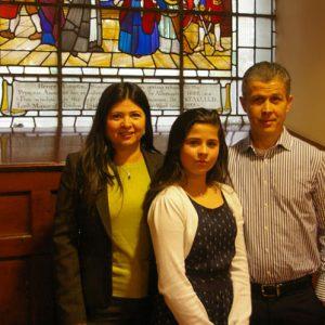 Rachel's Baptism